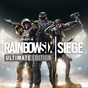 Cover Tom Clancy's Rainbow Six Siege