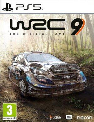 Cover WRC 9 FIA World Rally Championship