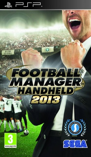 Cover Football Manager Handheld 2013