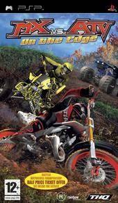 Cover MX vs. ATV Unleashed: On the Edge