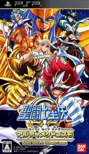 Cover Saint Seiya Omega: Ultimate Cosmo