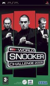 Cover World Snooker Challenge 2005