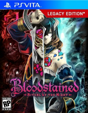 Cover Bloodstained: Ritual of the Night (PS Vita)