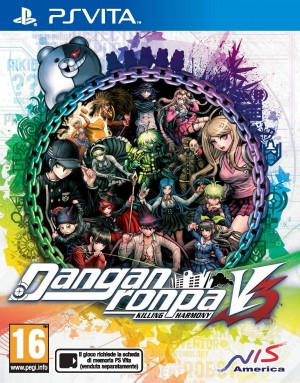 Cover Danganronpa V3: Killing Harmony (PS Vita)