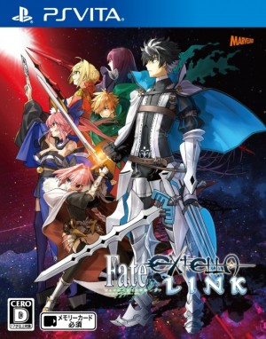 Cover Fate/Extella Link