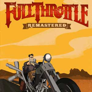 Cover Full Throttle Remastered
