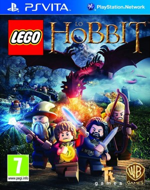 Cover LEGO The Hobbit (PS Vita)