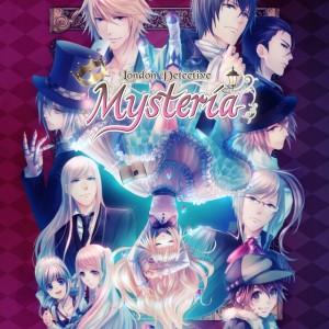 Cover London Detective Mysteria
