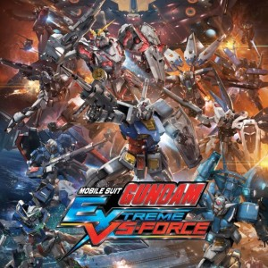 Cover Mobile Suit Gundam: Extreme VS-Force