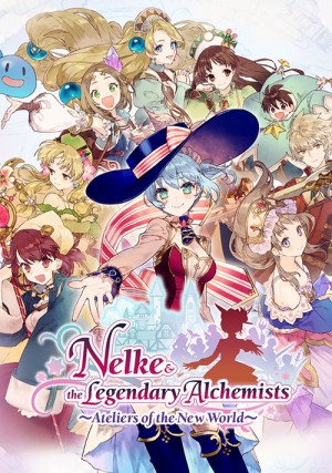 Cover Nelke & the Legendary Alchemists: Ateliers of the New World (PS Vita)