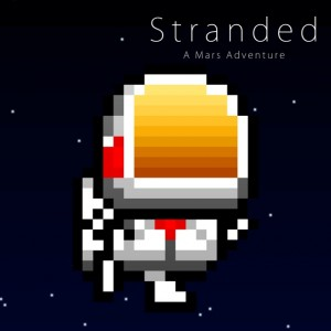Cover Stranded: A Mars Adventure