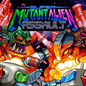 Cover Super Mutant Alien Assault