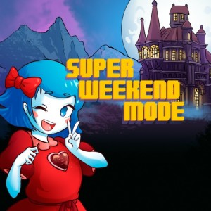 Cover Super Weekend Mode (PS Vita)