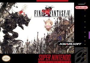 Cover Final Fantasy VI