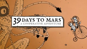 Cover 39 Days to Mars (Linux)