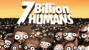 Cover 7 Billion Humans