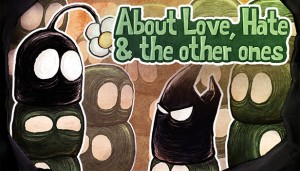 Cover About love hate and the other ones