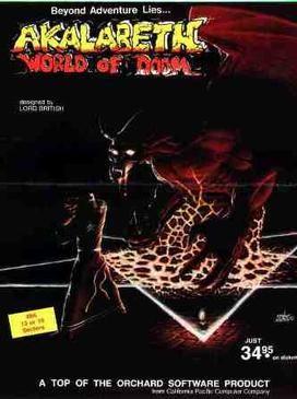 Cover Akalabeth: World of Doom