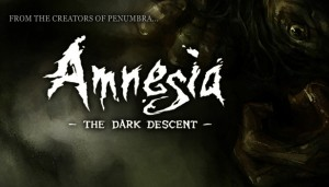 Cover Amnesia: The Dark Descent