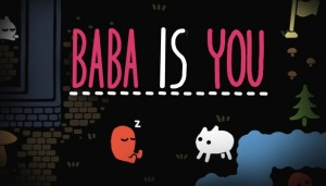 Cover Baba Is You
