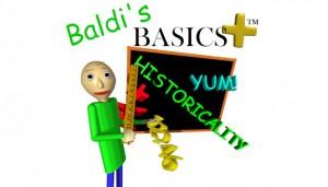 Cover Baldi's Basics Plus