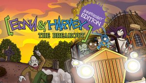 Cover Edna & Harvey: The Breakout - 10th Anniversary Edition