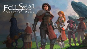 Cover Fell Seal: Arbiter's Mark