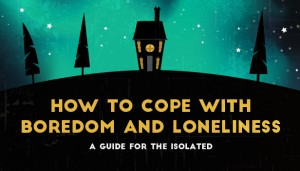 Cover How To Cope With Boredom and Loneliness (Linux)