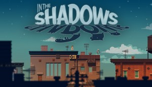 Cover In The Shadows