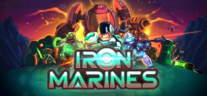 Cover Iron Marines (Linux)
