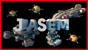 Cover JASEM: Just Another Shooter with Electronic Music
