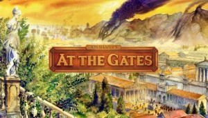 Cover Jon Shafer's At the Gates