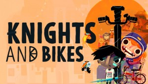 Cover Knights And Bikes (Linux)