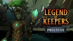 Cover Legend of Keepers: Prologue