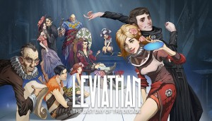 Cover Leviathan: The Last Day of the Decade