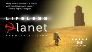 Cover Lifeless Planet: Premier Edition