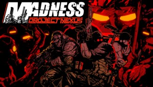 Cover MADNESS: Project Nexus