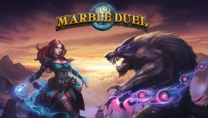 Cover Marble Duel: Sphere-Matching Tactical Fantasy