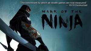 Cover Mark of the Ninja