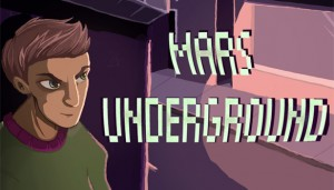 Cover Mars Underground