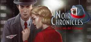 Cover Noir Chronicles: City of Crime