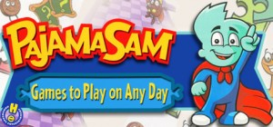 Cover Pajama Sam: Games to Play on Any Day