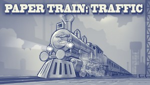 Cover Paper Train Traffic