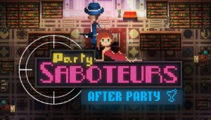 Cover Party Saboteurs: After Party