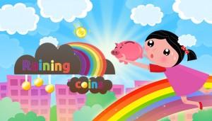 Cover Raining Coins