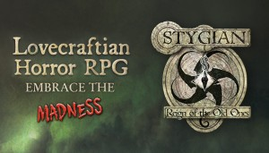 Cover Stygian: Reign of the Old Ones