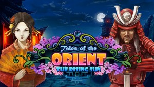 Cover Tales of the Orient: The Rising Sun