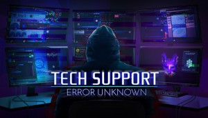 Cover Tech Support: Error Unknown