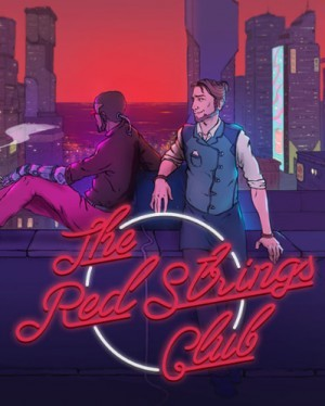 Cover The Red Strings Club (Linux)