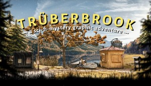Cover Truberbrook: A Nerd Saves the World (Linux)